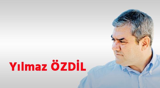 Yılmaz Ozdil - Magazine cover