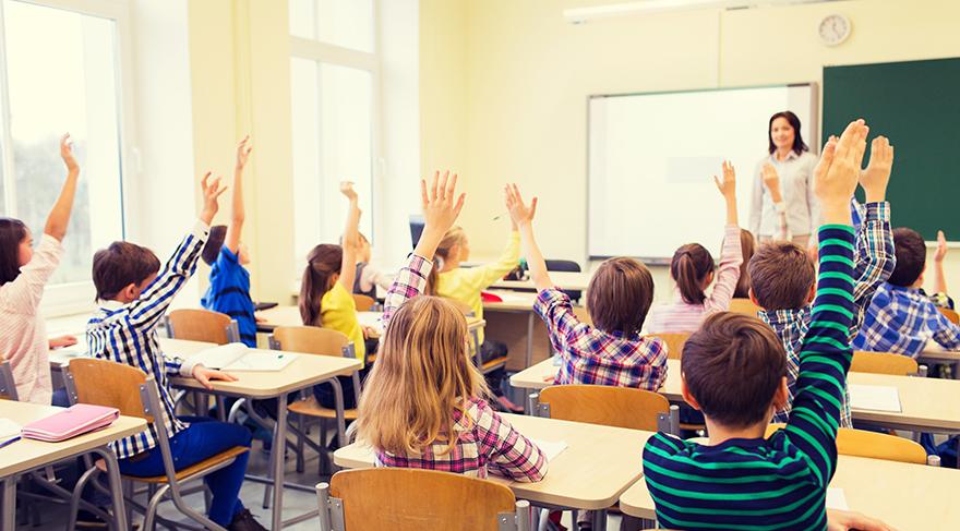 Siverek`te 40 okula kar tatili