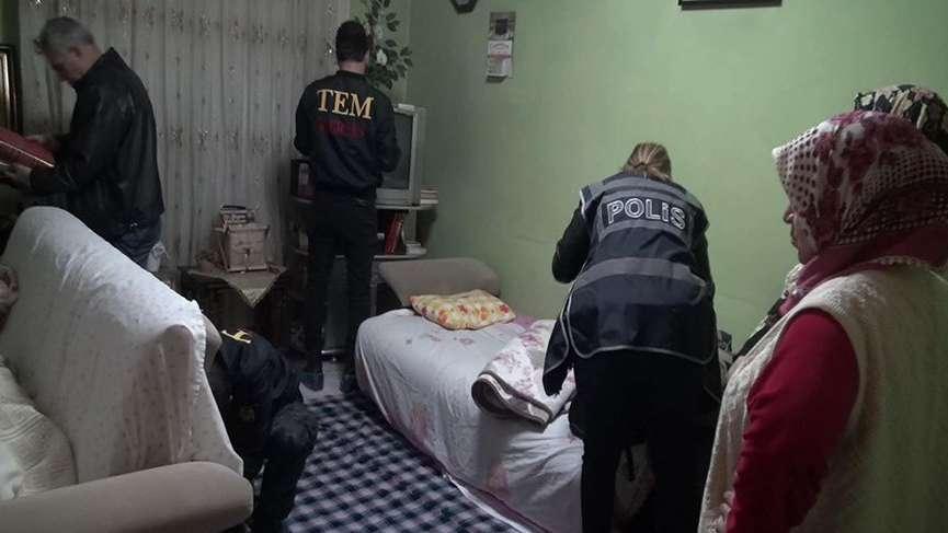 Mersin'de FETÖ'nün yeni yapılanmasına operasyon: 88 gözaltı