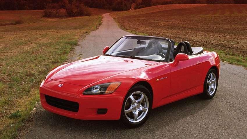 Honda'nın efsane modeli : S2000
