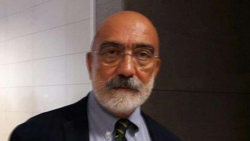 Ahmet Altan'a 5 yıl 11 ay hapiscezası