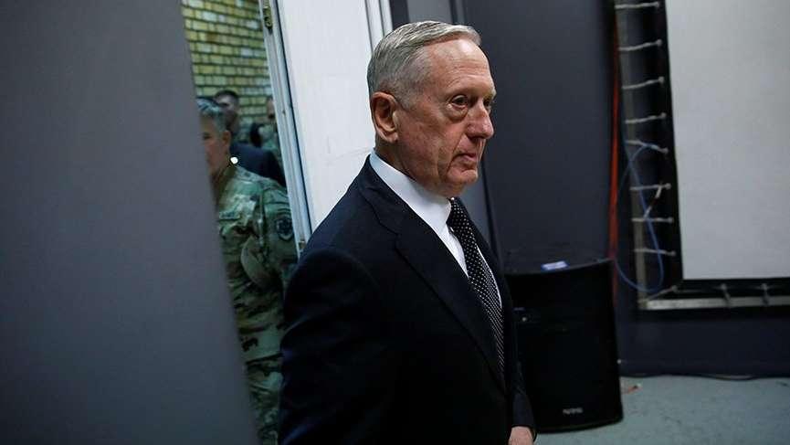 Mattis: Türkiye ile hemfikiriz