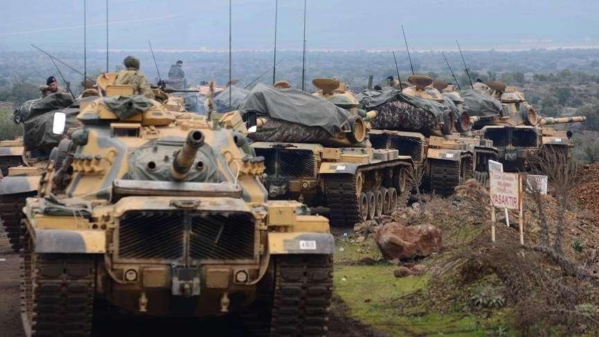 Zeytin Dalı harekatında 31. gün, 1641 terörist etkisiz hale getirildi! İşte Afrin'de son durum...