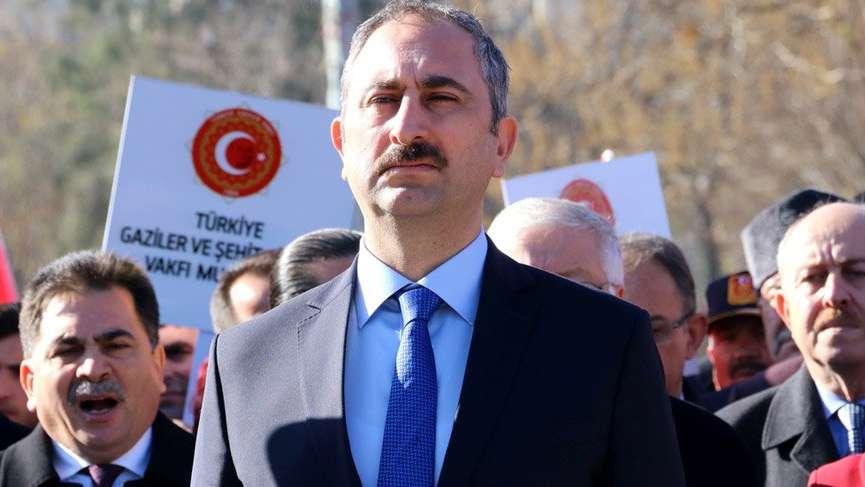 Bakan Gül'den Salih Müslim açıklaması