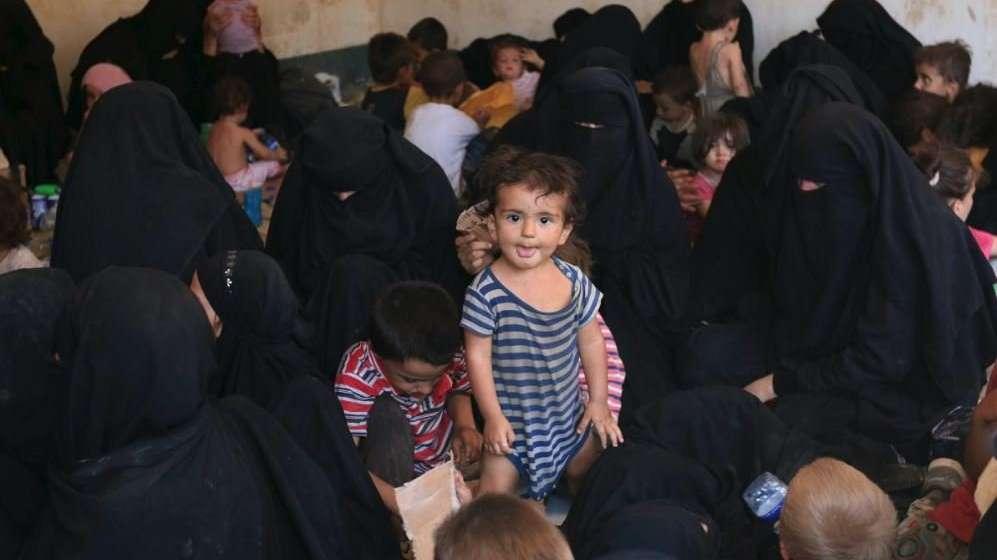 Karar açıklandı! Irak'ta Türk kadına idam cezası
