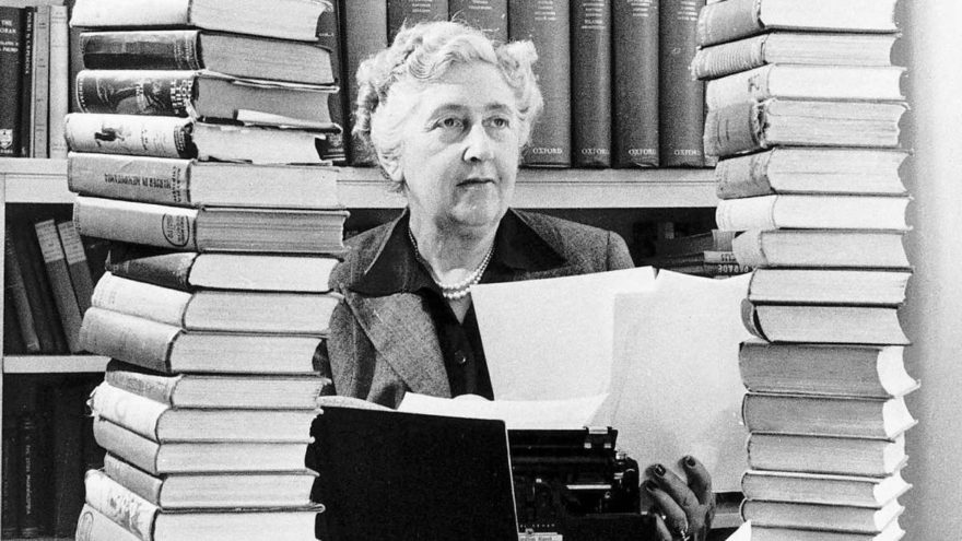 Agatha Christie'nin gizemli hayatı çizgi roman oldu