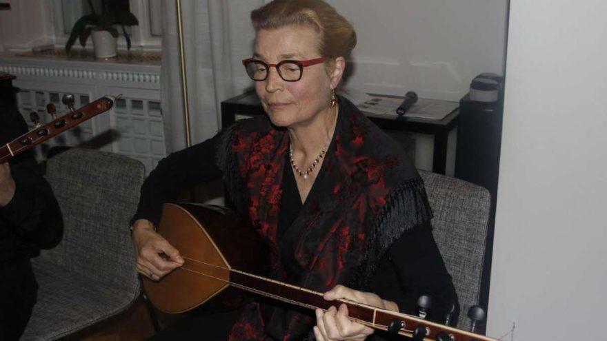 Alman Büyükelçiliği'nde 'serenad'