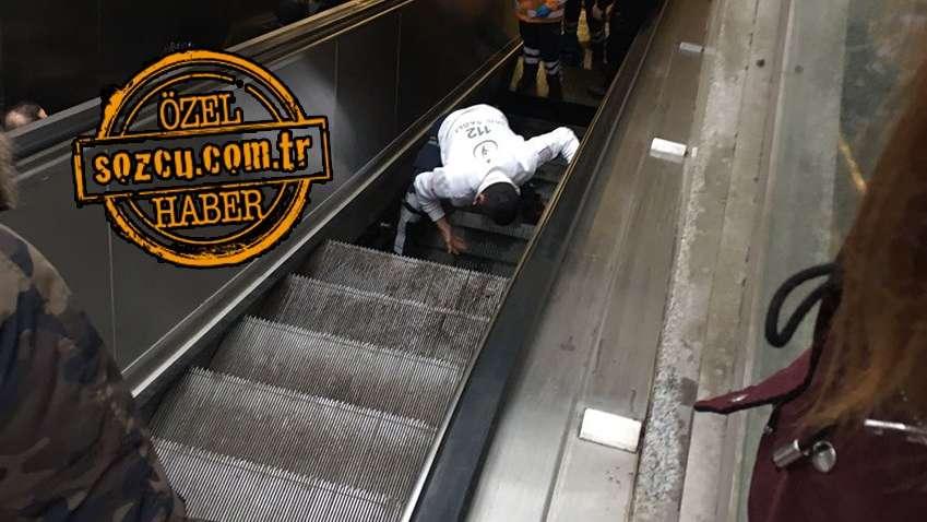 Yürüyen merdivenlerimiz ne kadar güvenli?