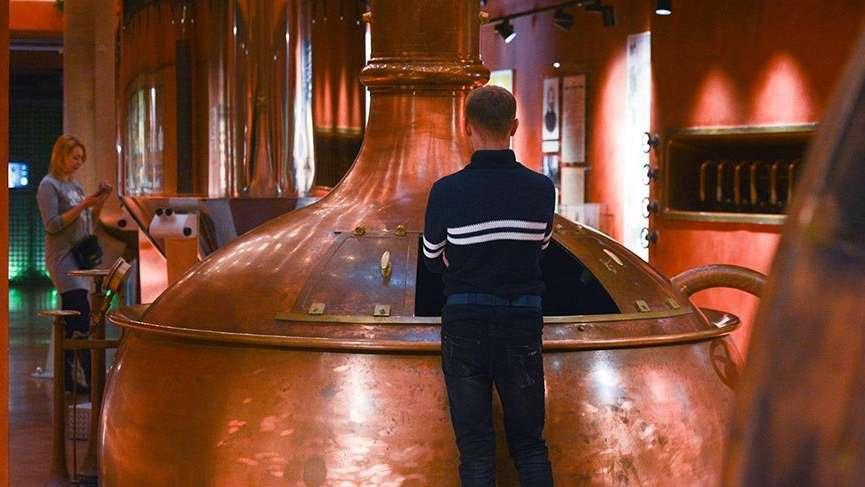 300 yıllık bira fabrikası