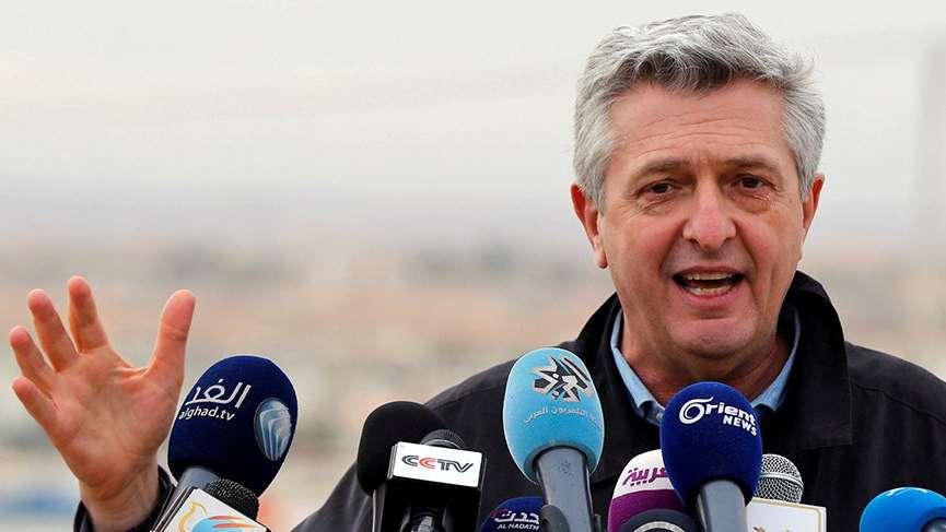 BM Mülteciler Yüksek Komiseri Filippo Grandi, Türkiye'ye teşekkür etti
