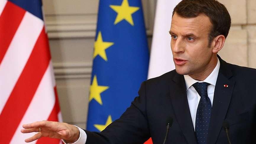 """Fransa'da """"Sert Göçmen Yasası"""" Bakanlar Kurulu'nda"""