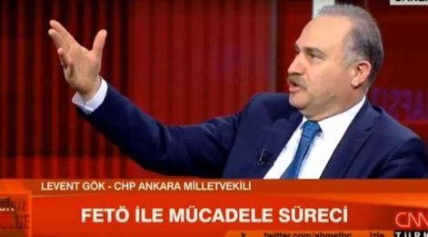 Canlı yayında FETÖ tartışması! CHP'li Gök: 2011 yılındaki KHK'da kimin imzası var?
