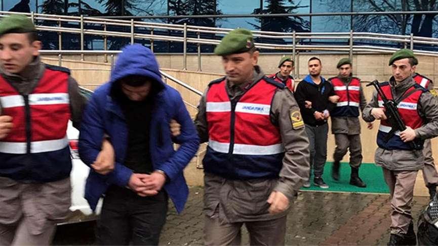 Zonguldak'ta doktoru darp eden uzman çavuş ve arkadaşı tutuklandı
