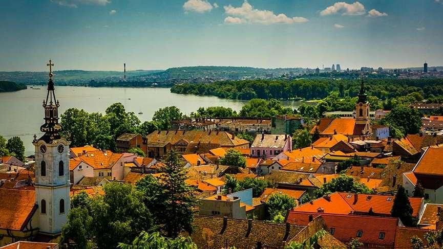 Öğrenciler vizesiz Belgrad'ı çok sevdi
