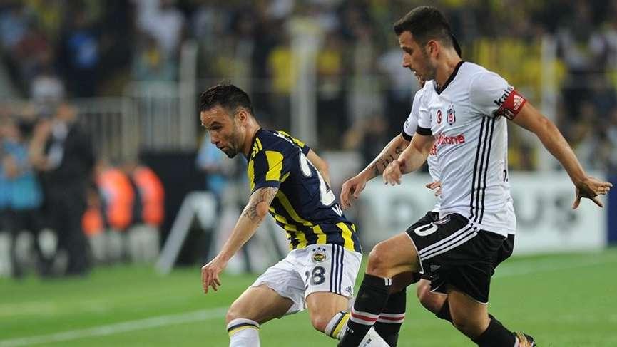 DERBİ CANLI İZLE: Beşiktaş Fenerbahçe maçı izle!
