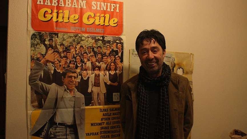 Osman Cavcı 'Son Yeşilçamlı' ile İzmir'de…