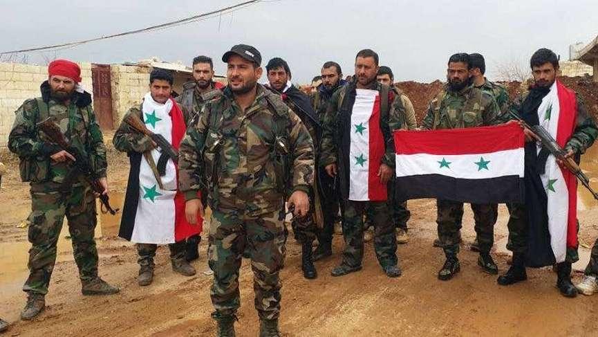 Afrin'de flaş gelişme! Suriye yanlısı güçler Cinderes'te iddiası