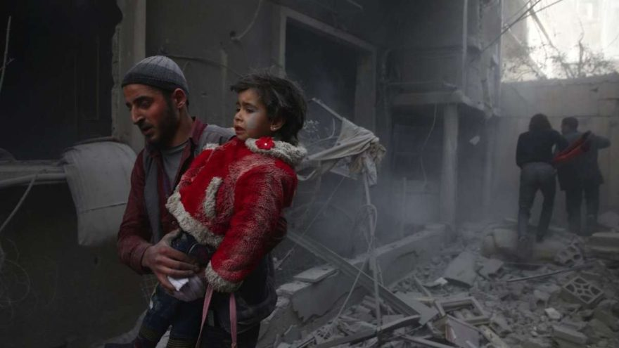 Suriye'de sözün bittiği yerdeyiz