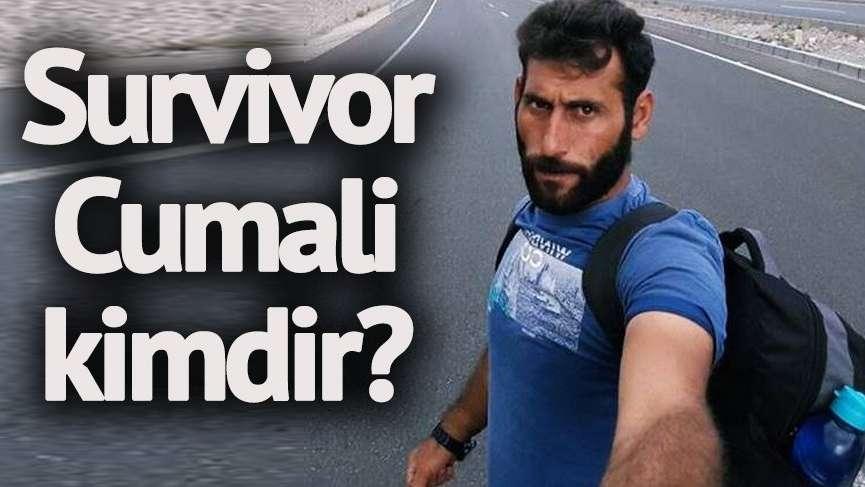 Cumali Akgül kimdir? Survivor 2018'de yarışabilmek için uzun yollar yürüyen Cumali Akgül'ün hayatı…
