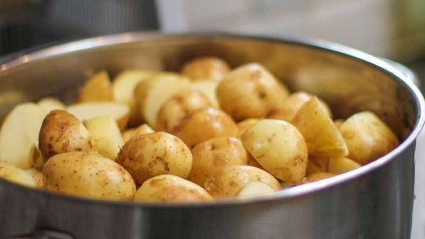 Patates Üreticilerinin Sorunlarını Cem Yılmaz'ın Filmiyle Anlattı