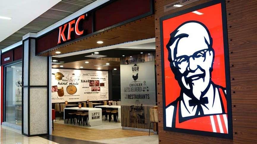 Dünyaca ünlü fast food zinciri KFC'nin tavuğu bitti