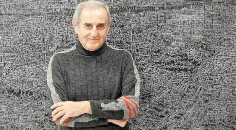 Devrim Erbil: İnsanlık için tek umut sanatın yaygınlaşmasıdır