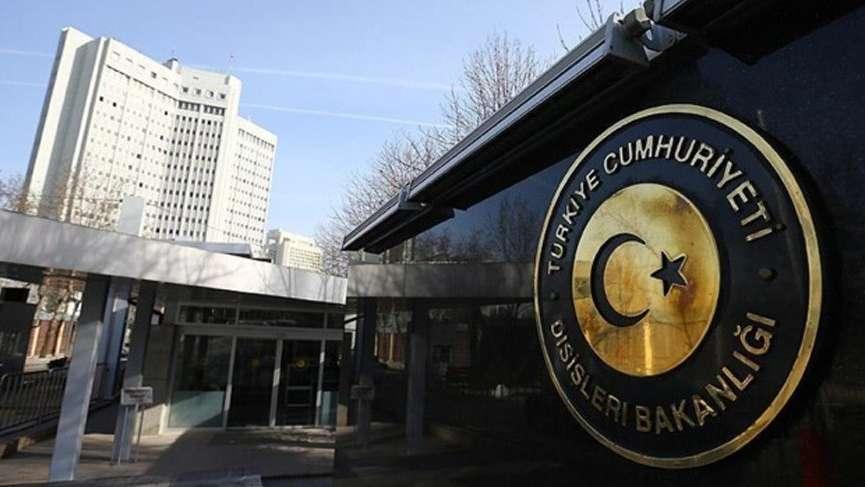 Türkiye Hollanda maslahatgüzarını çağırdı