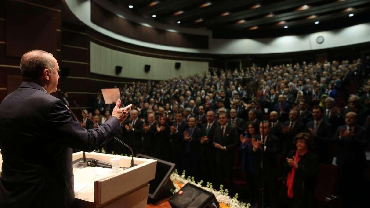 Erdoğan'dan ABD'ye YPG yanıtı
