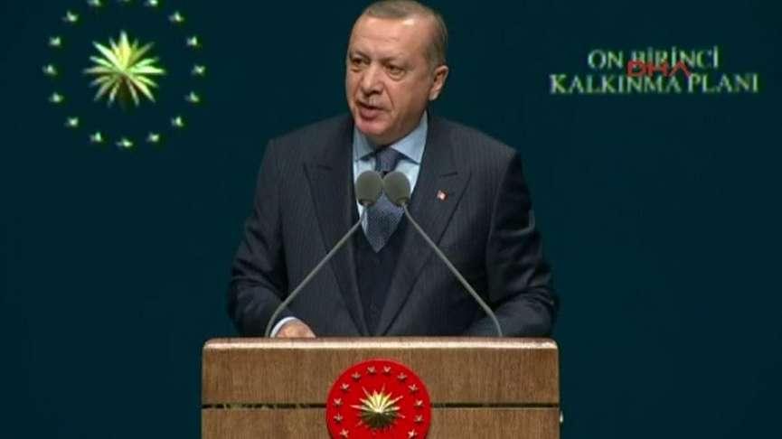 Cumhurbaşkanı Erdoğan: BBP başta olmak üzere…
