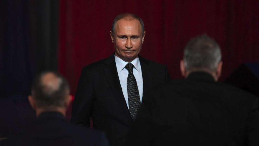 Putin'den Doğu Guta açıklaması…