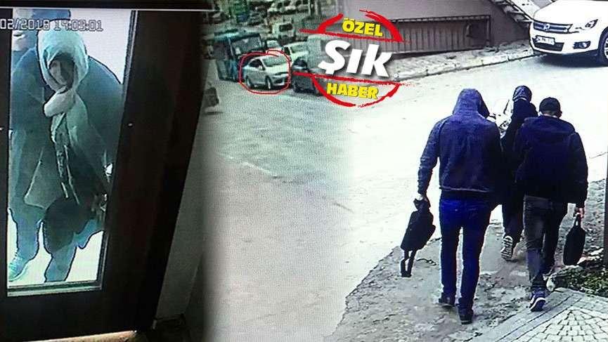 Hırsızların akıl almaz cesareti! Gündüz vakti Pendik'te ev soygunu