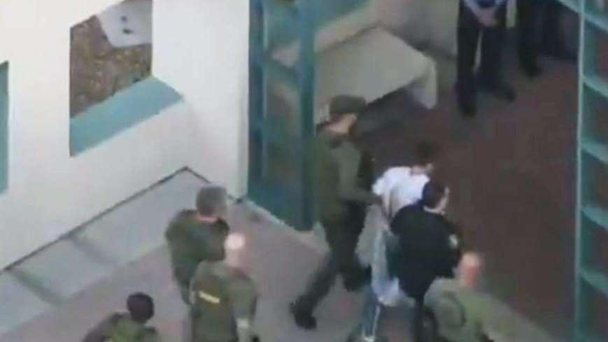 ABD'de liseye saldırı… 31 arkadaşını vurdu