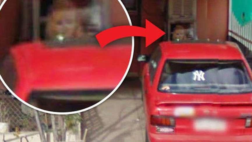 Google Maps'te korkutan görüntü!