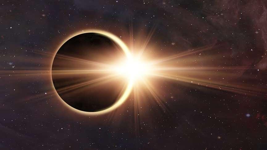 Parçalı güneş tutulması ne zaman, saat kaçta?
