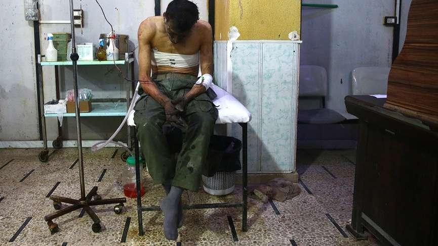 """Esad Guta'da katliam yapıyor: """"Ölümü bekliyoruz"""""""