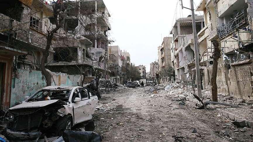 Suriye'de ateşkes resmen başladı