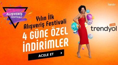 Alışveriş Festivali'ne Özel Fırsatları Kaçırmayın!