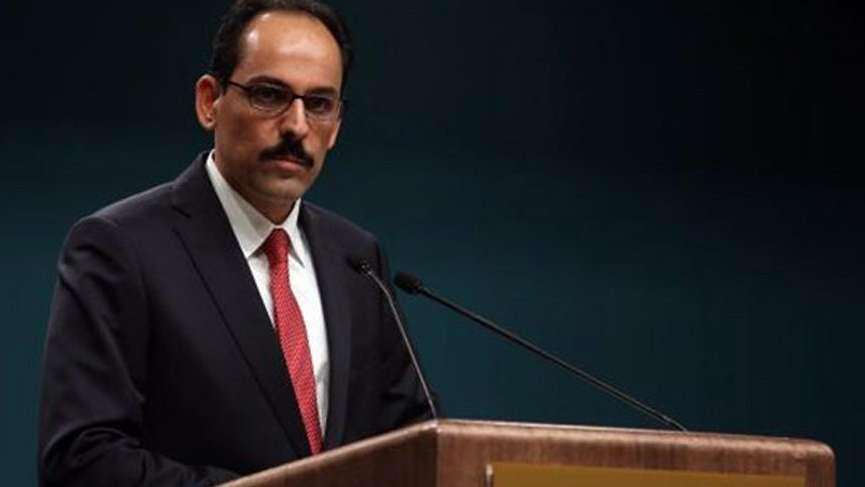 Kalın'dan Kılıçdaroğlu'na: Devlet not tutucu mudur, mütercim midir
