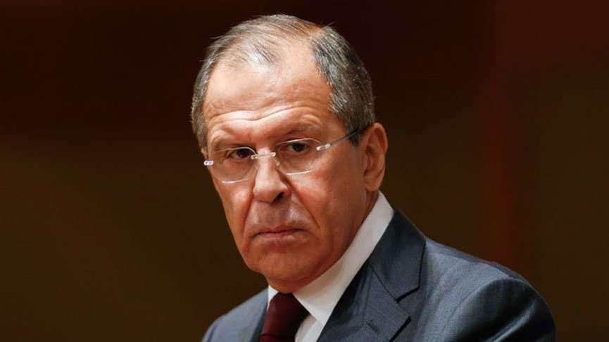 Lavrov'dan ABD'ye gönderme!