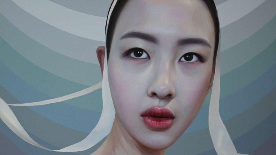 Türk ve Çinli sanatçılar sergide buluştu