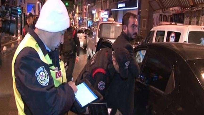 İstanbul'da huzur operasyonu!