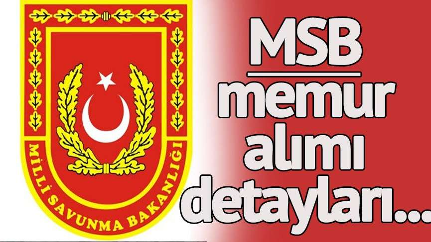 MSB memur alımı sonuçları ne zaman açıklanacak? Milli Savunma Bakanlığı açıklama yaptı mı?
