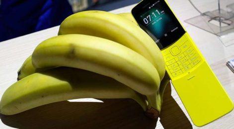 Nokia 8110 geri dönüyor