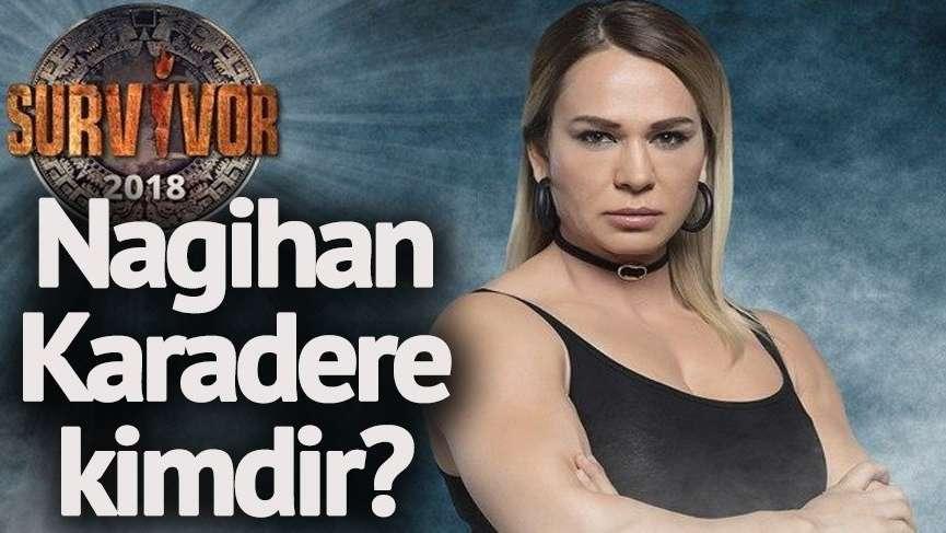 Survivor Nagihan kimdir? Nagihan Karadere kaç yaşında, işte hayatından ilginç detaylar…
