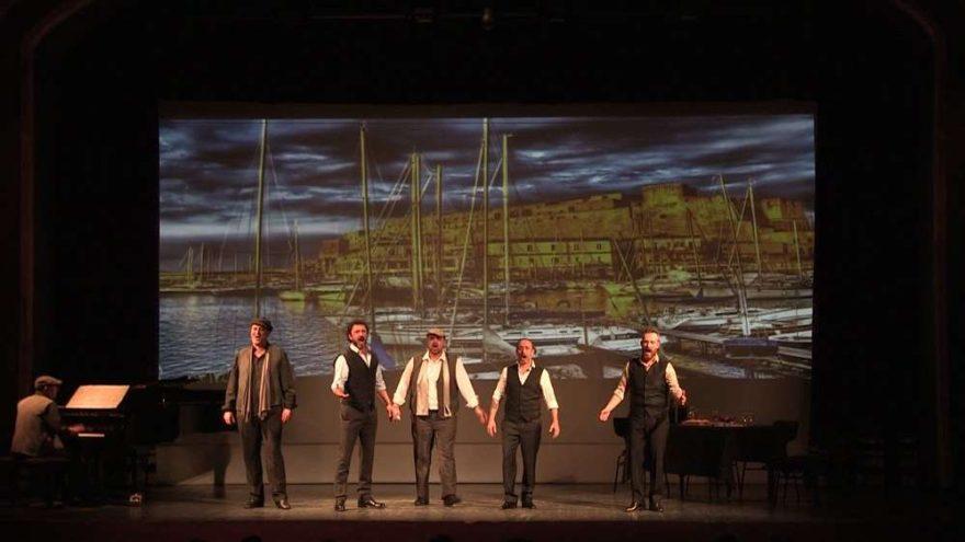 İtalya'ya kısa bir yolculuk: Napoliten Konseri