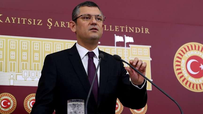 Özgür Özel: Bahçeli, Meclis'i Erdoğan'ın uydusu yapacak