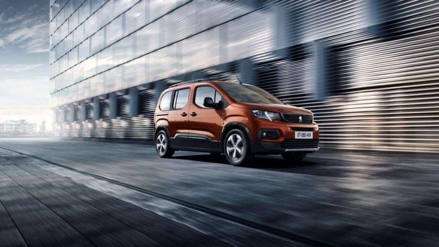Peugeot Rifter'a merhaba deyin!
