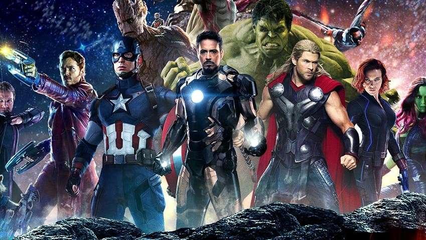 Avengers: Gişe tarihine geçen seri