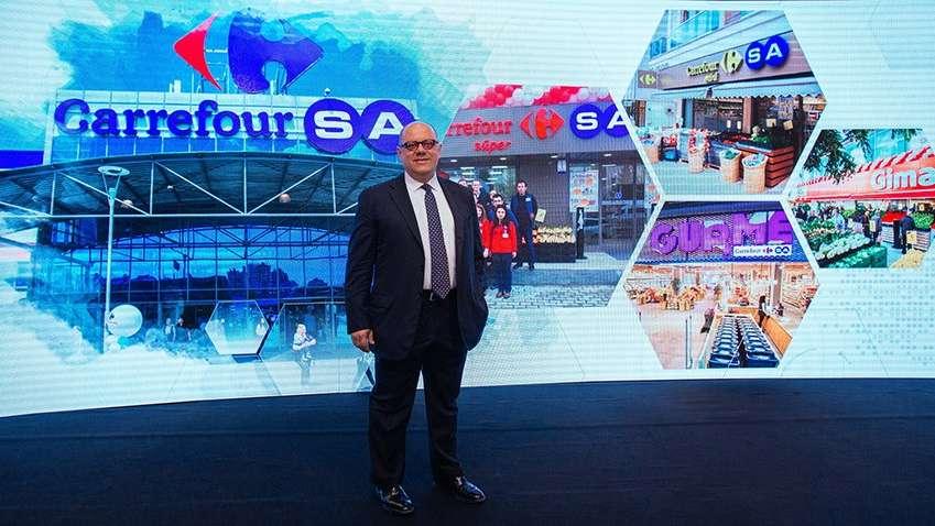 CarrefourSA bu yıl 170 milyon TL yatırım yapmayı hedefliyor