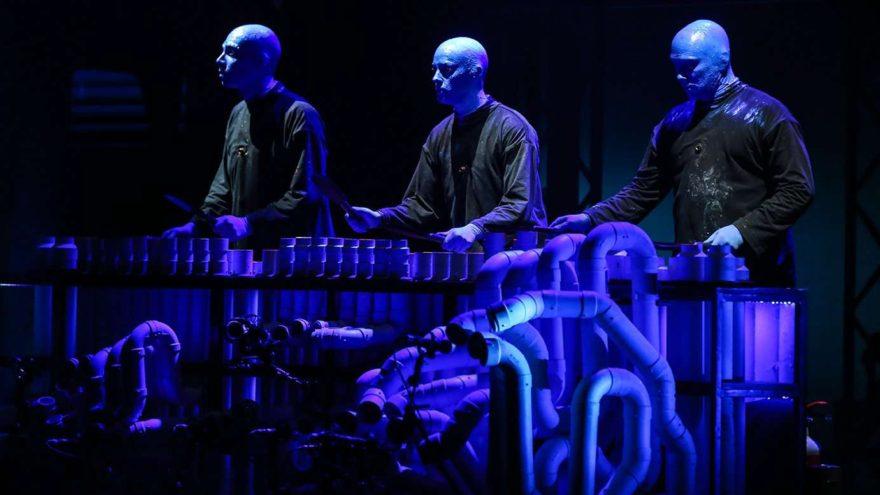 Blue Man Group'tan Tarkan sürprizi